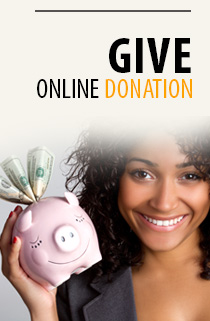 Give an Online Donation